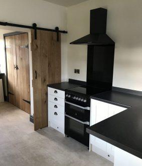 Modern Kitchen Darlington Apartments
